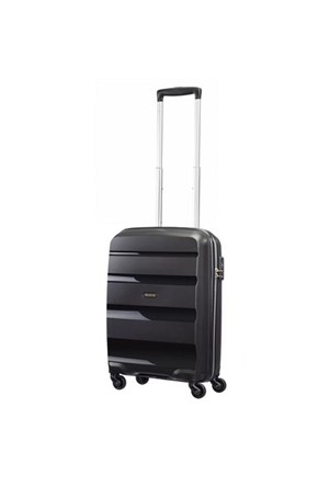 Samsonite Bon Air 55 Cm Kabin Boy Spinner Valiz Siyah