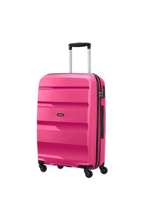 Samsonite Bon Air 66 Cm Orta Boy Spinner Valiz Neon Pembe