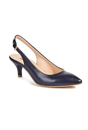 Desa Benet Kadın Klasik Ayakkabı Lacivert