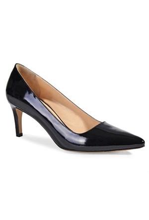 Desa Collection Kadın Rugan Deri Ayakkabı Siyah