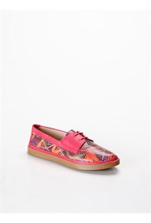 Shumix Günlük Kadın Ayakkabı 123609 1260Shuss.Krck