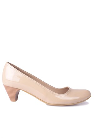 Loggalin 730730 035 320 Kadın Bej Günlük Ayakkabı