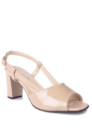 Loggalin 375032 031 320 Kadın Ten Günlük Ayakkabı