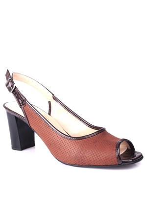 Loggalin 375253 031 162 Kadın Taba Günlük Ayakkabı