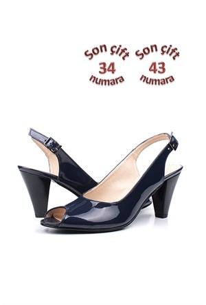 Loggalin 375105 031 420 Kadın Lacivert Günlük Ayakkabı
