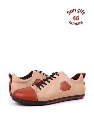 Se-Sa 737986 041 324 Erkek Vizon Taba Günlük Ayakkabı