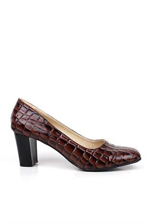 Loggalin 375511 031 254 Kadın Kahve Günlük Ayakkabı