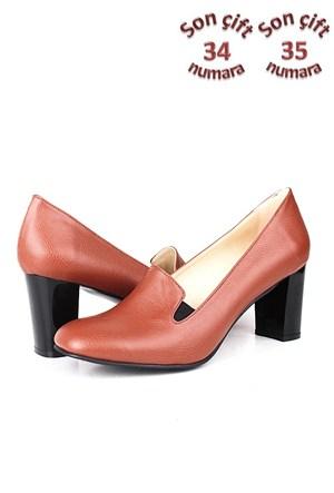 Loggalin 375625 031 119 Kadın Taba Günlük Ayakkabı