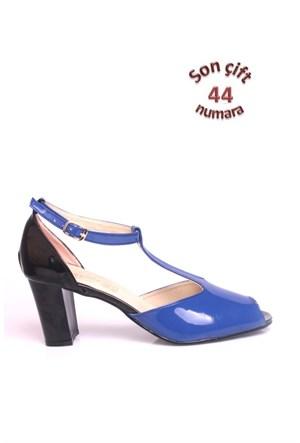 Loggalin 375104 031 720 Kadın Mavi Siyah Günlük Ayakkabı