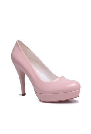 Loggalin 580501 031 720 Kadın Pudra Platform Ayakkabı
