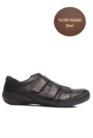Loggalin 313314 090 013 Kadın Siyah Günlük Ayakkabı