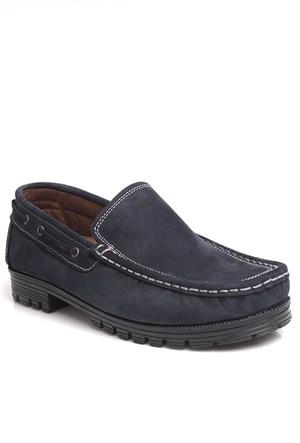 Se-Sa 737400 041 415 Erkek Lacivert Kışlık Ayakkabı