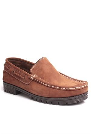 Se-Sa 737400 041 115 Erkek Açık Kahve Kışlık Ayakkabı