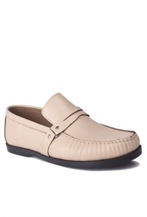 Kalahari 737002 041 465 Erkek Bej Günlük Ayakkabı