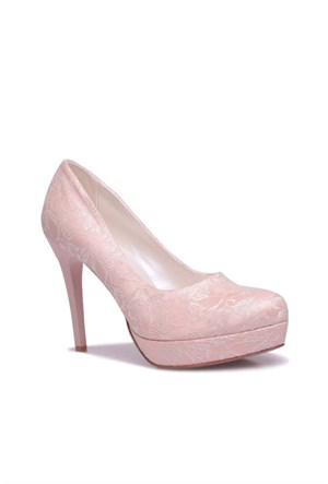 Loggalin 580903 031 982 Kadın Platform Ayakkabı