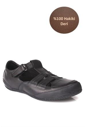 Loggalin 313113 090 013 Kadın Siyah Günlük Ayakkabı