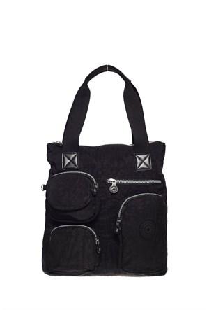 Barcelona K21 Omuz Çantası Brc1018-0001 Siyah