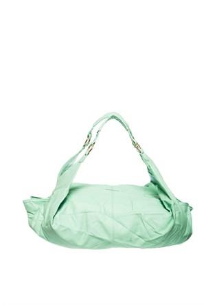 Barcelona K21 Omuz Çantası Brc1601 Su Yeşili