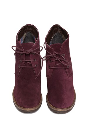 U.S. Polo Assn. Kadın Kırmızı Ayakkabı