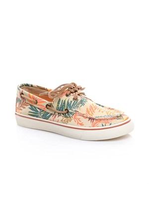 Sperry Top-Sider Bahama Seaweed Print Sts95260 Kadın Ayakkabı