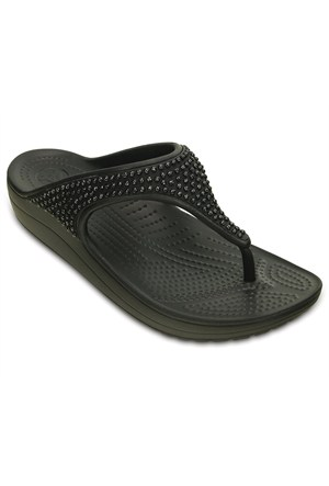 Crocs 306 Diamante-Z Siyah Terlik