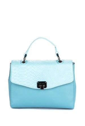 David Jones Kadın Flap Askılı Çanta Mavi