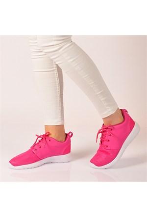 Marjin Lili Spor Ayakkabı Fuşya