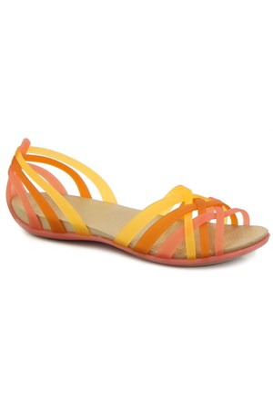 Crocs Huarache Flat Bayan Babet 14121-6Au