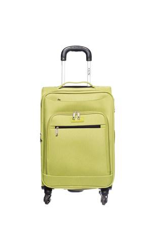 Ççs Kumaş Valiz Ççs5119-S Yeşil