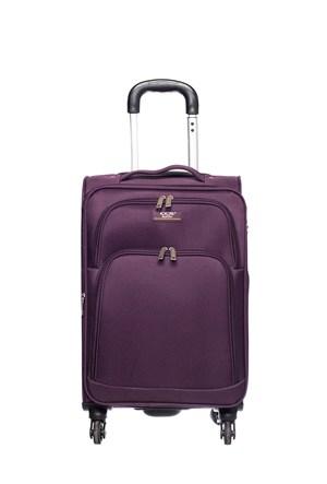 Ççs Kumaş Valiz Ççs5120-S Mor