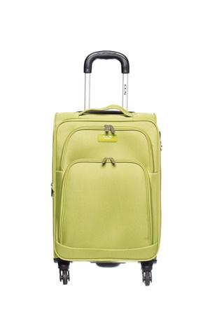 Ççs Kumaş Valiz Ççs5120-S Yeşil