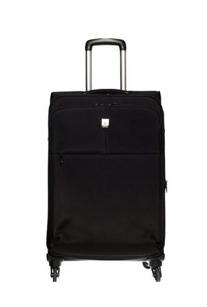 Pierre Cardin Kumaş Valiz Pc7801-M Siyah