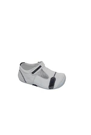 Despina Vandi Dbb 256-1 Günlük Bebe İlk Adım Deri Ayakkabı