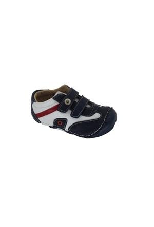 Despina Vandi Dbb 275-1 Günlük Bebe İlk Adım Deri Ayakkabı