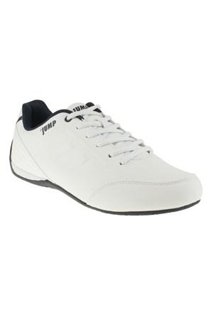 Jump 11743M Beyaz Ayakkabı