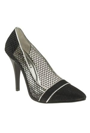 Alisolmaz 151 770Z Siyah Ayakkabı