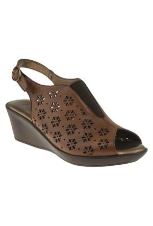 Floor 144 16-4214Z Taba Ayakkabı