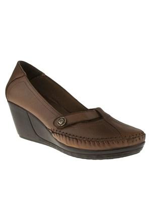 Floor 144 16-710Z Taba Ayakkabı