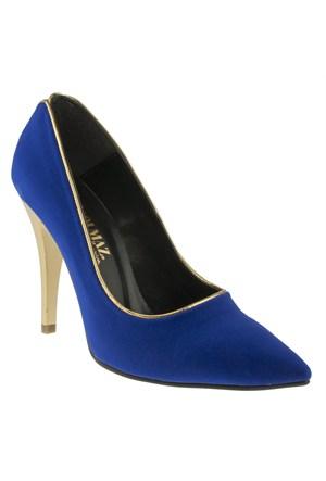 Alisolmaz 151 733Z Mavi Ayakkabı