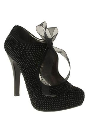 Alisolmaz 151 801Z Siyah Ayakkabı
