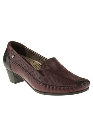 Forelli 230 33405-1Z Bordo Ayakkabı