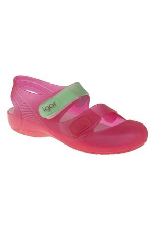 İgor 305 10146B Pembe Sandalet