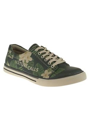 Dogo 307 016-410Z Yeşil Ayakkabı
