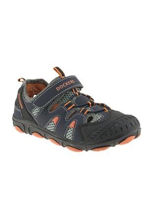 Dockers 257 218675F Lacivert Sandalet