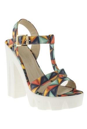 La Pinta 270 029-401Z Lacivert Ayakkabı