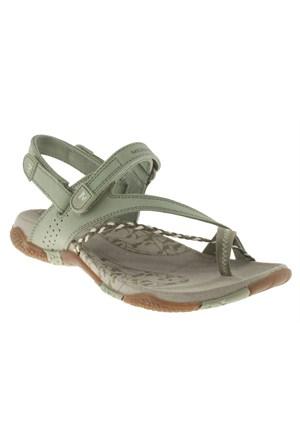 Merrell 266 J36504z Yeşil Sandalet