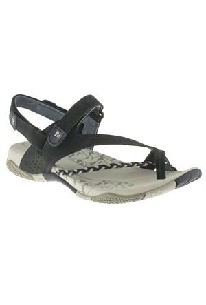 Merrell 266 J36504z Lacivert Sandalet