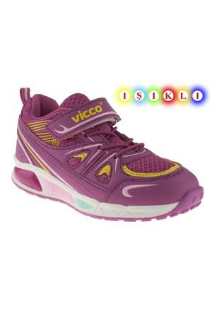 Vicco 211 937U132p Fuşya Spor Ayakkabı