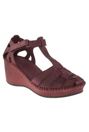 La Pinta 270 418-42Z Bordo Sandalet