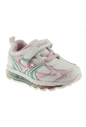 Vicco 211 346T083b Beyaz Ayakkabı